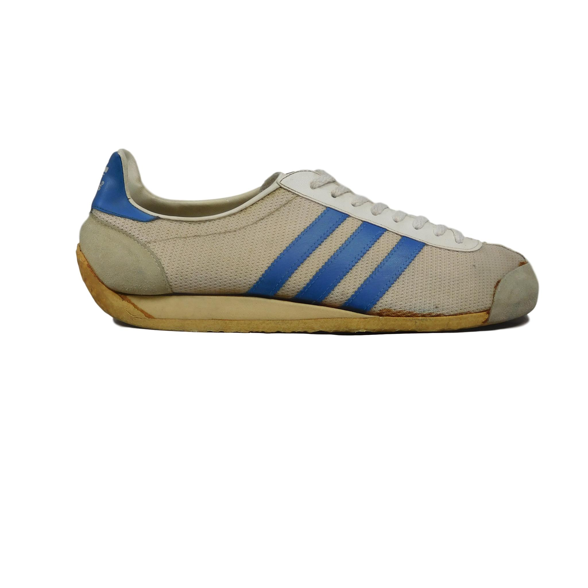 pas cher pour réduction b75cb ee2e8 adidas Fencing - Made in West Germany